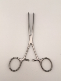 Kocher Micro Line Intestinal Forceps