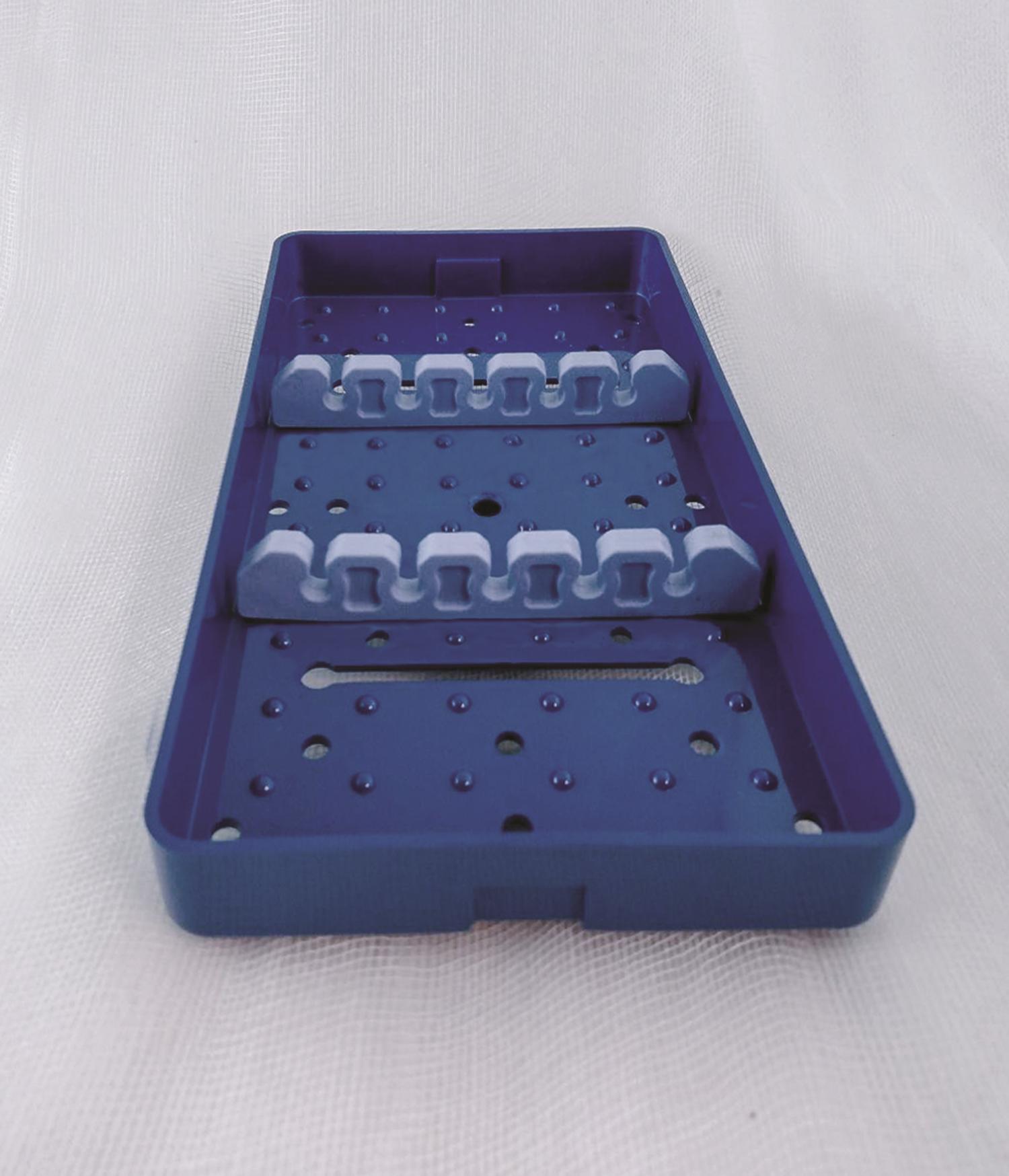 SteriBest Instrument Tray  7.5