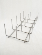 Four Slot Peg Style Rack
